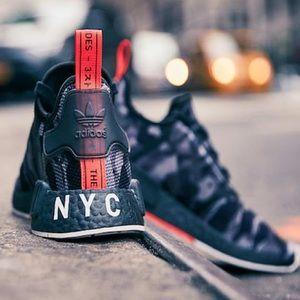 Brand New Rare Adidas NMD Limited Edition NYC Camo